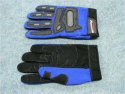 Gloves B5314 - blue ( FURIGUS )