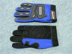 Gloves B5314 - blue ( FURIGUS )