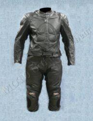 Motorcycle suit B1121, black ( BEL )
