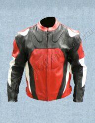 Jacket B4042, white-red-black ( BEL )