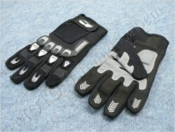Gloves X3 - black ( MZone )