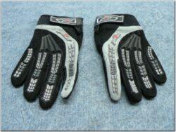 Gloves child ( PILOT ) black/grey