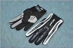 Gloves Injector ( PILOT ) black/white
