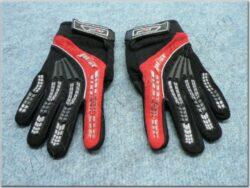 Gloves child ( PILOT ) black/red
