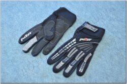 Gloves Pionner ( PILOT ) black