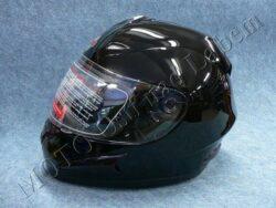 Helmet FF4 - black ( Motowell ) Size XL