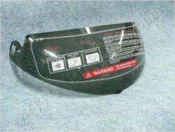 Helmet visor series FU1