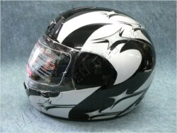 Full-face Helmet MAX-603 - black/ V ( CAN )