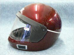 Helmet Premium - weinrot ( STUDDS ) Size XL