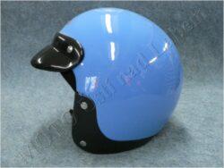 Jet Helmet - blue ( TORNADO)