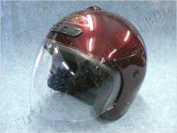 Helmet U-803 - red ( UAN ) Size S