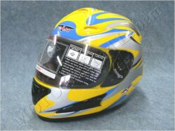 Helmet V100 - yellow/ BE ( CAN ) Size XS