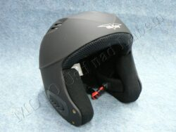 Moped Helmet , Safety Helmet VS611 - matt black ( CAN )