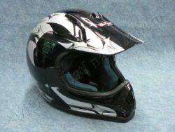 Helmet 606 - black  V ( CAN ) Size M