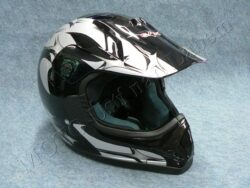 Helmet 606 - black  V ( CAN ) Size M
