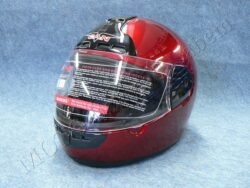 Full-face Helmet MAX-603 - burgundy ( CAN )