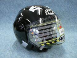 Helmet City Seven Mono - black ( MT ) Size 2XS
