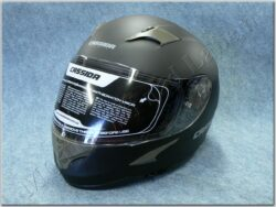 Full-face Helmet Integral 2.0 - mat black ( CASSIDA )