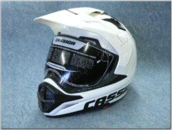 Enduro Helmet Tour - white ( CASSIDA )