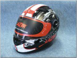 Full-face Helmet Bayamo Helter - black/grey/white ( LAZER )