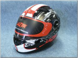 Full-face Helmet Bayamo Helter - black/grey/white ( LAZER )