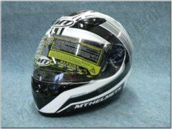 Helmet IMOLA II OVERCOME - black/white ( MT ) Size S