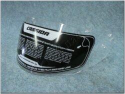 Helmet visor Integral 2.0 ( CASSIDA )