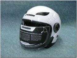 Jet Helmet Reflex - white ( CASSIDA )