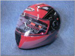 Full-face Helmet SH-3700 R-15 Rojo ( SHIRO )