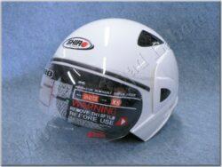 Jet Helmet SH-60 Ice Blanco ( SHIRO )