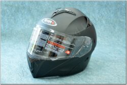 Helmet SH-119 Negro mat. ( SHIRO ) Size S