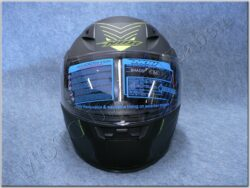 Flip-Up Helmet N964 Shade - Blackmat/yellow ( NOX )(890836M)