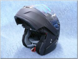 Flip-Up Helmet N959 - Black mat ( NOX )
