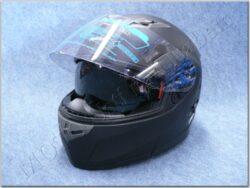 Flip-Up Helmet N959 - Black mat ( NOX )(890838M)