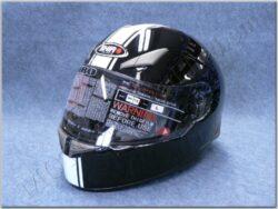 Full-face Helmet SH-715 Cafe Racer Negro ( SHIRO )