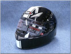 Full-face Helmet SH-715 Cafe Racer Negro ( SHIRO )