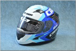 Full-face Helmet Integral 2.0 Perimetric - blue/black ( CASSIDA )