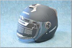Jet Helmet Magnum - mat black ( CASSIDA )