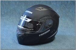 Flip-Up Helmet Compress - mat black ( CASSIDA )