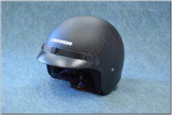 Jet Helmet Police - matt black ( Cassida )