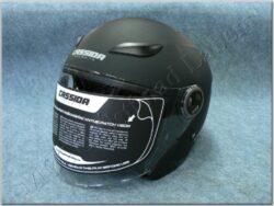 Jet Helmet Reflex - mat black ( CASSIDA )