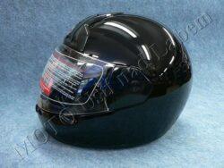 motopřilba FF1 - black ( Motowell ) vel. XL