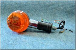 blinker round [orange glass] No.51
