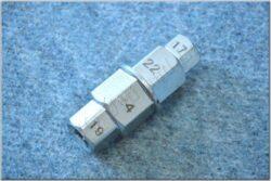 klíč osy předního kola ( OXFORD )