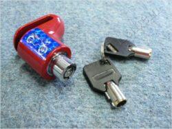 Brake disc lock - red ( UNI )
