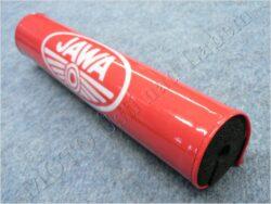 chránič hrazdy - JAWA ( UNI ) červeno / bílý