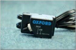 Heated grip - Oxford ( UNI )(900356)