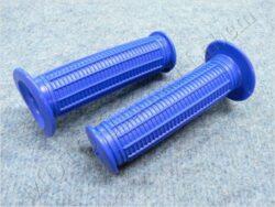 Grip, handlebar - blue ( UNI )