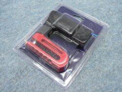 Brake disc lock RMS - red, big ( UNI )