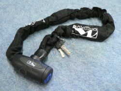 Motorcycle lock chain M-WAVE - 85cm ( UNI )